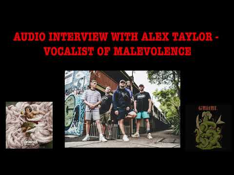 GBHBL Whiplash: Alex Taylor of Malevolence Interview!