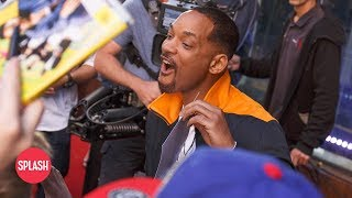 connectYoutube - Will Smith Loves Being Recognized   Daily Celebrity News   Splash TV