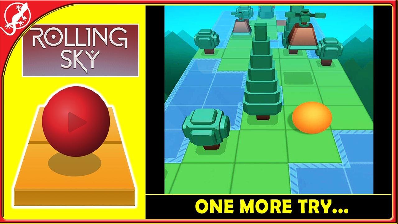 Rolling Sky Games