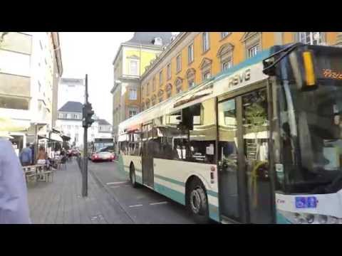 Buses in Bonn, Germany