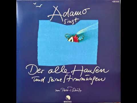 Salvatore Adamo Der Olle Hansen Und Seine Stimmungen 1978