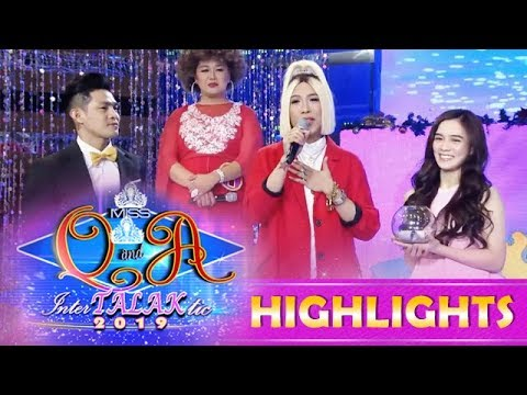 It's Showtime Miss Q & A: Vice will join Ate Girl Jackque and Kuya Escort Ion's show