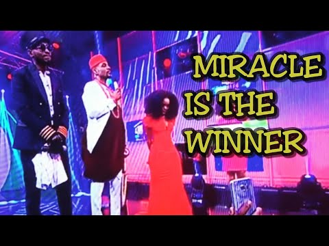 MIRACLE WINS BIG BROTHER NAIJA 2018 SEASON 3 - BB NAIJA 2018