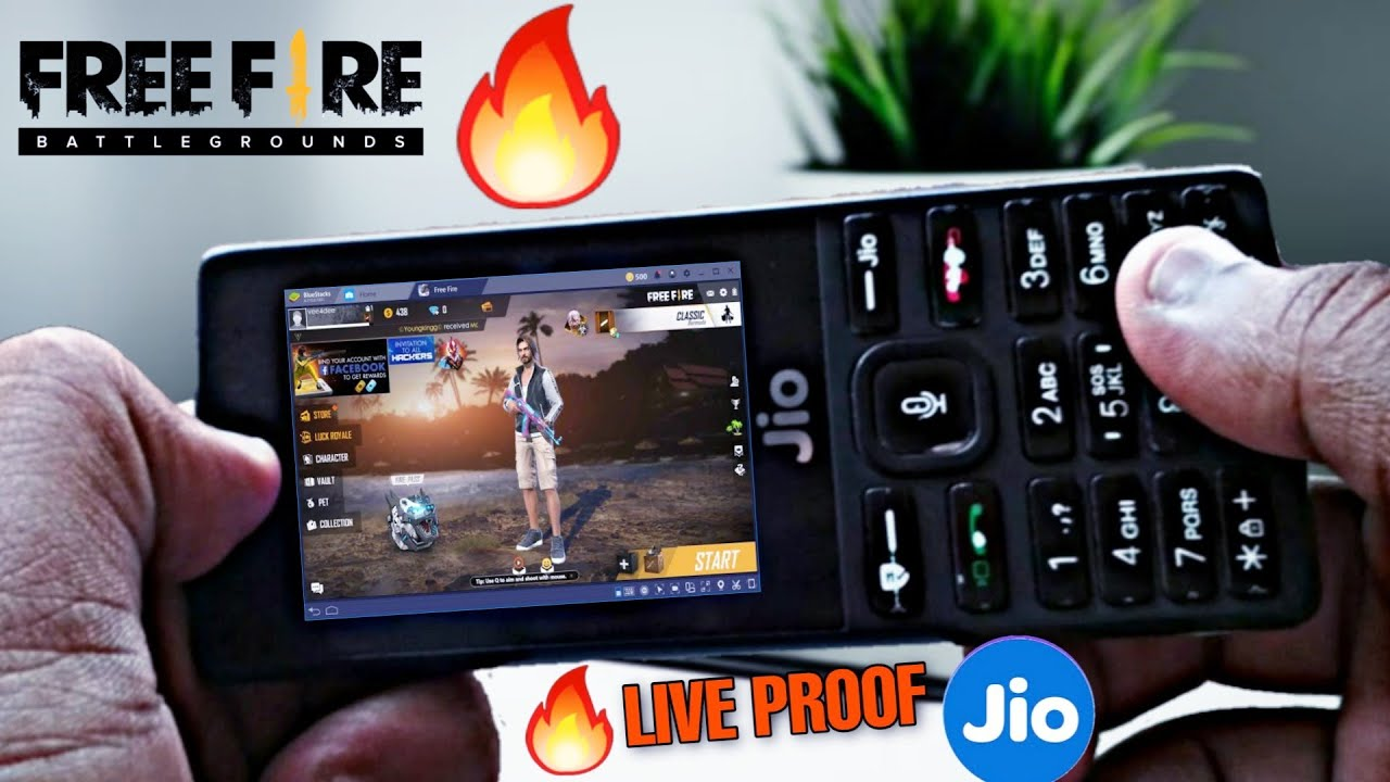[Free Fire] Download in Jio Phone: How to download Free ...