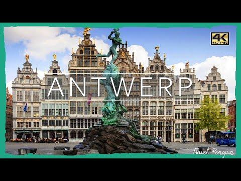 ANTWERP ● Belgium   👉TIMELAPSE 4K Ultra HD📷