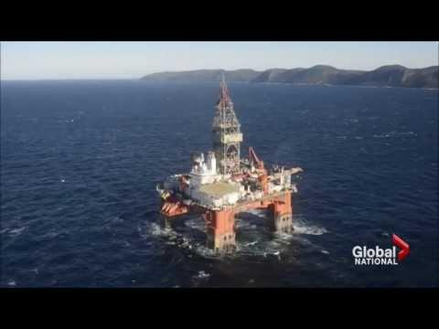 Big oil find off Newfoundland