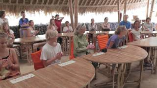 Video Montage of Dr. Jane Goodall, DBE visiting Green School Bali