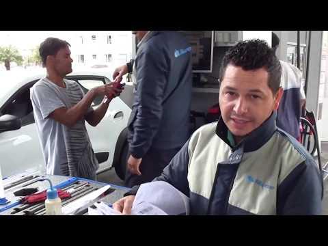 Adulteração dos Combustíveis no Posto da Rua Tijucas do Sul no Bairro Novo, veja a verdade!!!