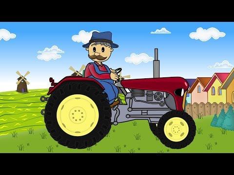 ☻ Farmer | Farm Work - Bajki i Animacja ☻