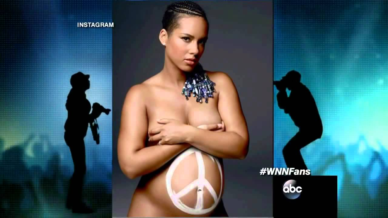 Shit overacted alicia keys nude photos see