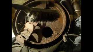 Как очистить от сажи котел (АОГВ)(, 2015-04-03T07:08:13.000Z)