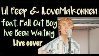Lil Peep & ILoveMakonnen feat. Fall Out Boy – I've Been Waiting (cover) Video