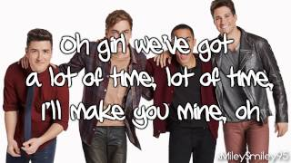 Big Time Rush - Just Getting Started (with lyrics)