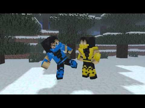 Minecraft Pixel Art Tutorial - Scorpion (Mortal Kombat X) Part 2 from YouTube · Duration:  1 hour 48 minutes 48 seconds