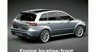 2008 Fiat Croma 2.2 Features