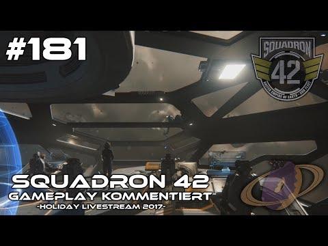 Star Citizen #181 Squadron 42 - Kommentiertes Gameplay [Deutsch]