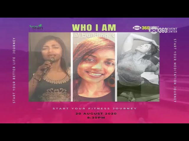 WHO I AM - Sharing Experiences by Naz Ahmed