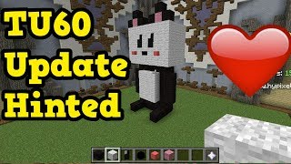 Minecraft PS3 / Xbox 360 - TU60 Update Hinted BY 4J!
