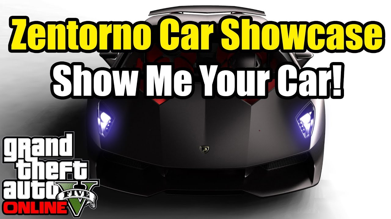 gta 5 online how to get the zentorno for free