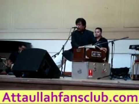 Uchhi Jayi Neeyun Lagaya - Attaullah Khan