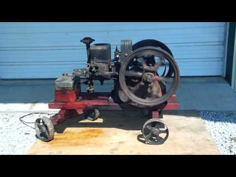 1-3/4 hp. Associated Chore Boy, Hit and Miss Engine