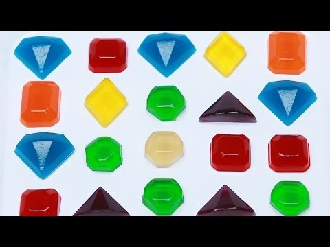 Get HOW TO MAKE BEJEWELED GUMMIES - NERDY NUMMIES Screenshots
