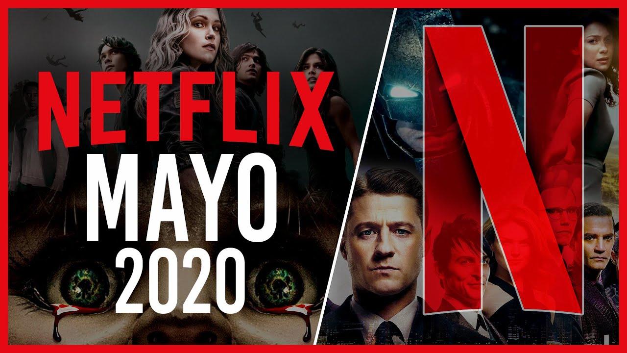 Estrenos NETFLIX Mayo 2020   Top Cinema