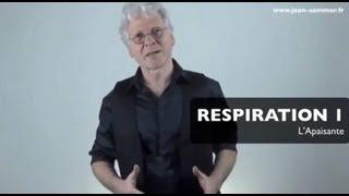 Souffle et Voix. Respiration 1 - L