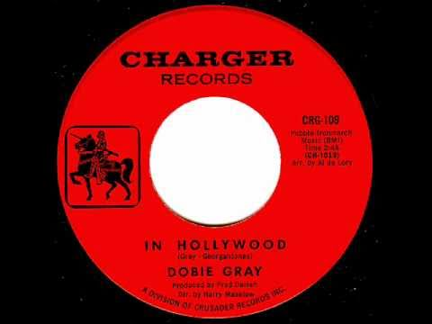 Dobie Gray - IN HOLLYWOOD  (Gold Star Studio)  (1965)