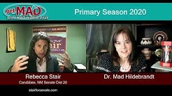 Rebecca Stair on the Get MAD Show