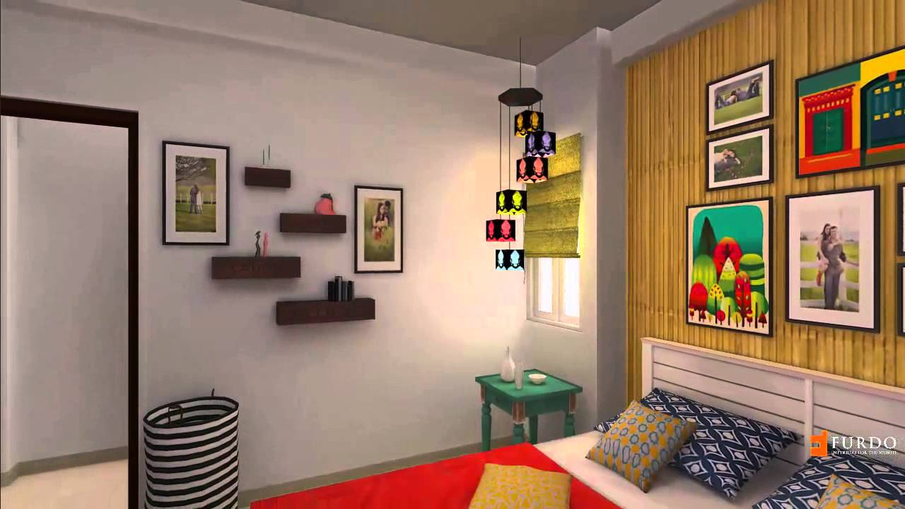 Furdo Home Interior Design Themes : Our Studio | 3D Walk Through | Bangalore
