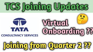 Tcs Onboarding Updates | Tcs Survey for Joining Preparedness | Full Details