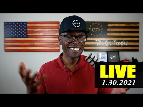 ? ABL LIVE: Wall Street Drama, BLM Nobel Peace Prize, 42 Biden Executive Orders, and more!