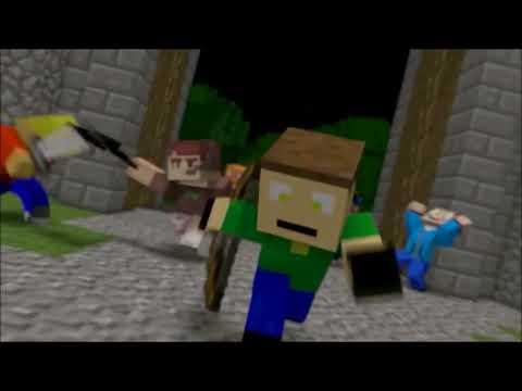 Gazapizm - Heyecanı Yok - Minecraft Animasyon