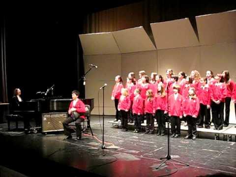 Greek singing christmas recital 2007