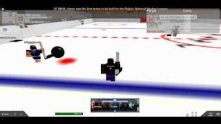 roblox hockey league practice
