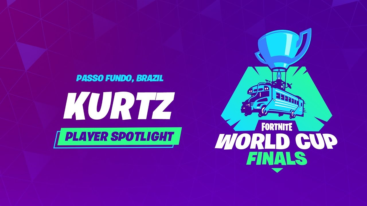 Fortnite World Cup FInals - Player Profile - Kurtz