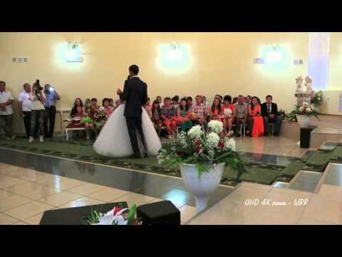 Свадебный клип UHD 4K mp4