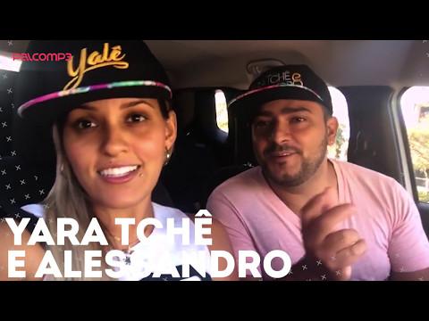 MINHA MÃE EM 1 MÚSICA com YARA TCHÊ E ALESSANDRO | Palco MP3
