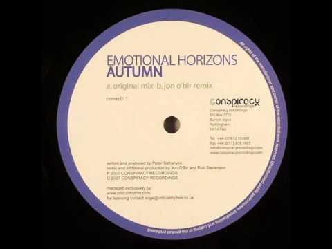 Emotional Horizons - Autumn (Jon O'Bir Remix)