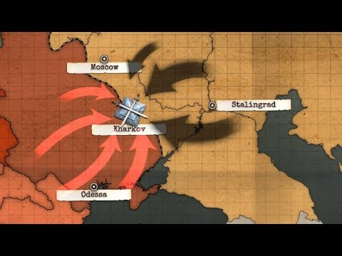 CoH2 Theater of War: Case Blue - Kharkov Pursuit - General Difficulty