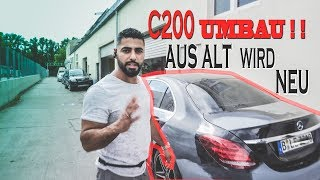 Hater haben seinen Benz ZERKRATZT 😱... Heftige Transformation / Umbau ! | Folienprinz