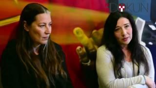 Kadınlar, Filler Ve Saireler oyunu röportaj, perde arkası - Ece Ulusum