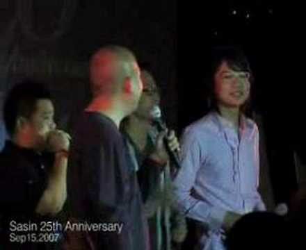 Sasin 25th Anniversary reunion party : Boyd