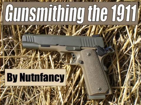 Gunsmithing the 1911: Trigger Job by