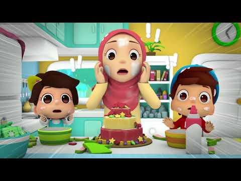 Episod -Episod Baru Omar & Hana Di Minggu Ramadan 1 & 2