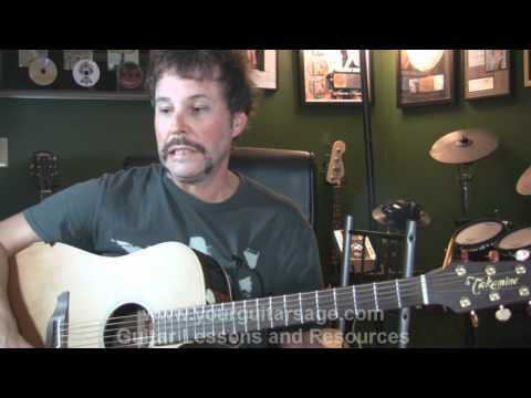 Dani California by Red Hot Chili Peppers Guitar Lessons for Beginners Acoustic songs cover