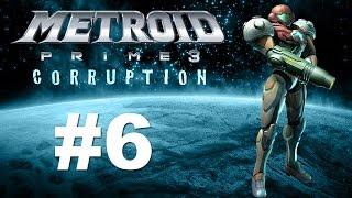 Metroid Prime 3 - Episodio 6: Los Misiles de la Nave