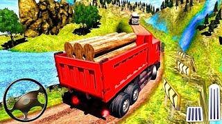 INDIAN REAL CARGO TRUCK DRIVER 2021 GAME VIDEO screenshot 4