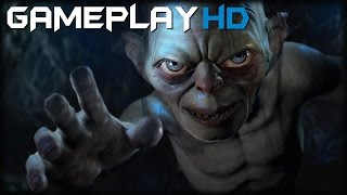 Middle Earth Shadow of Mordor Gameplay (PC HD)